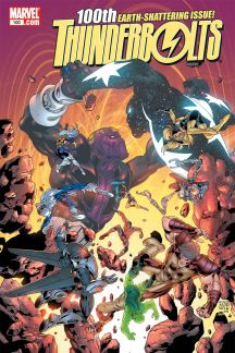 New Thunderbolts Vol. 3: Right of Power (Trade Paperback)