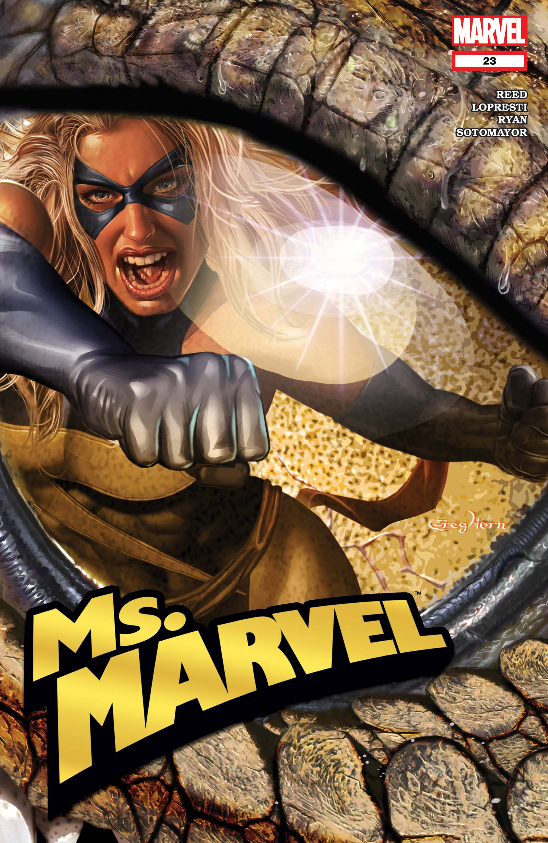 Ms. Marvel (2006) #23