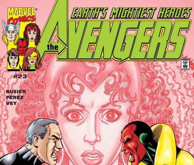 Avengers (1998) #23