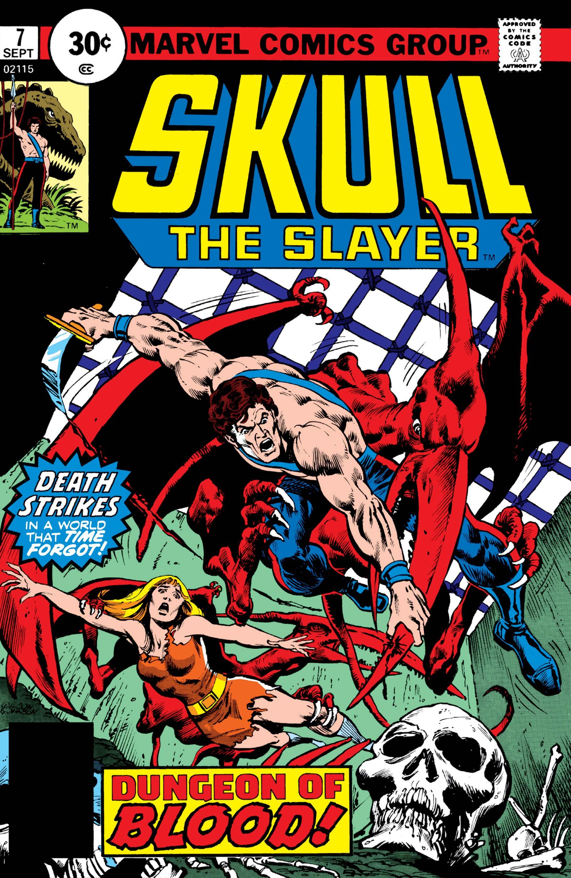 Skull the Slayer (1975) #7