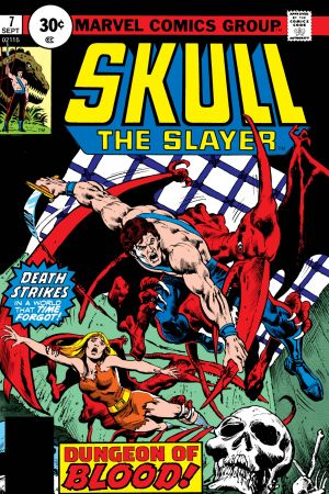 Skull the Slayer #7