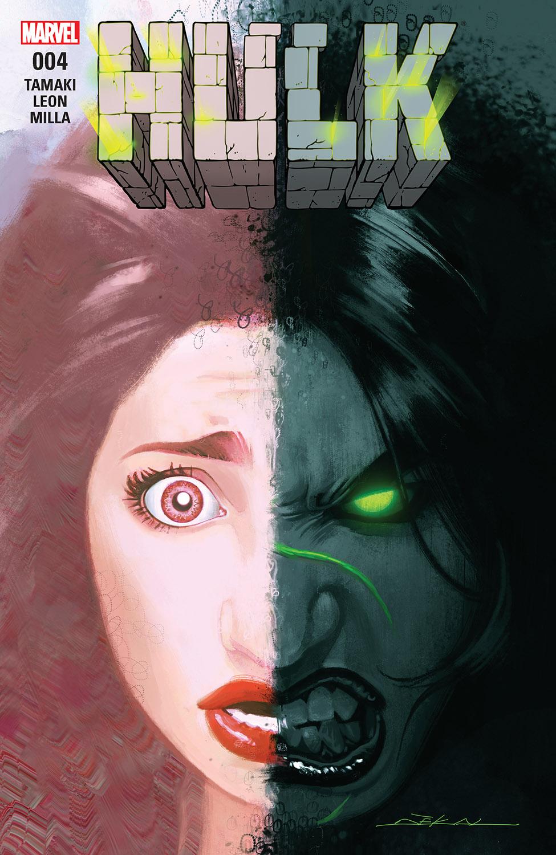 Hulk (2016) #4