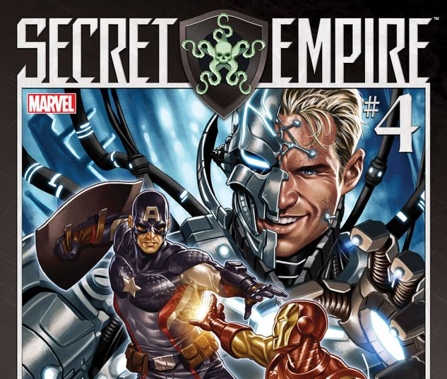 cover from Secret Empire (2017) #4