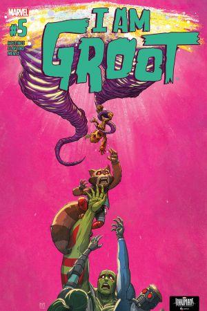 I Am Groot #5