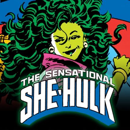 Sensational She-Hulk (1989 - 1994)