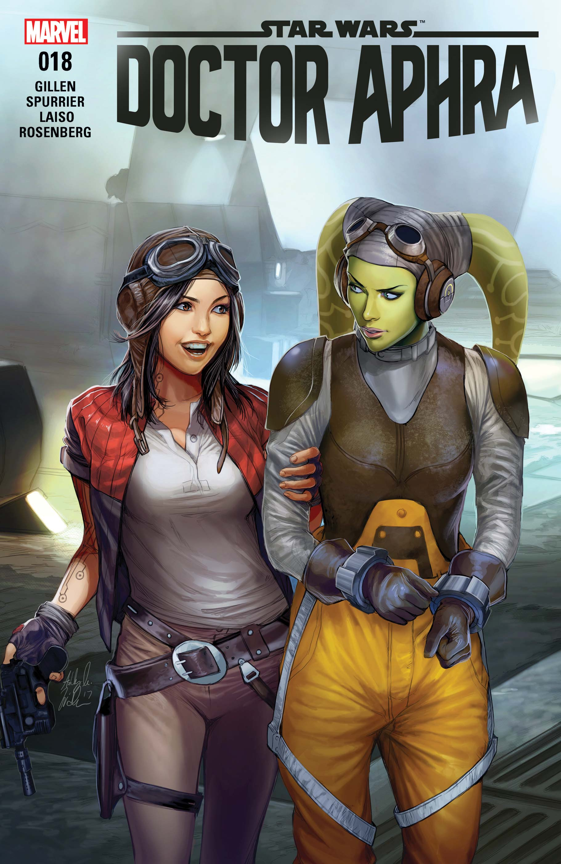 Star Wars: Doctor Aphra (2016) #18