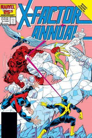 X-Factor Annual (1986) #1