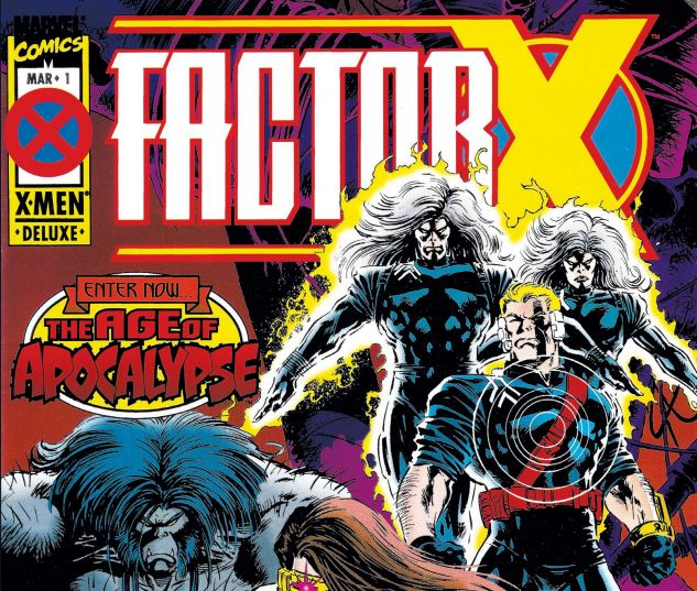Factor X (1995) #1