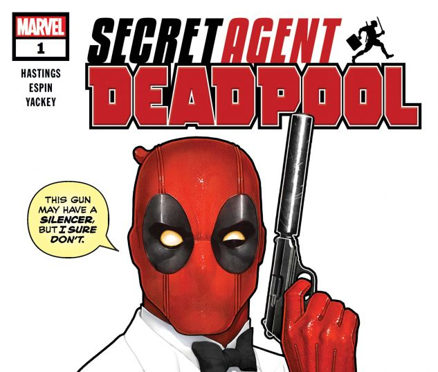 Deadpool: CMX Digital Comic (2018) #1