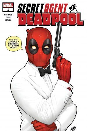 Deadpool: Secret Agent Deadpool #1