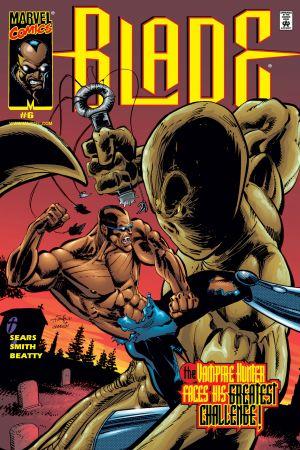 Blade: Vampire Hunter #6
