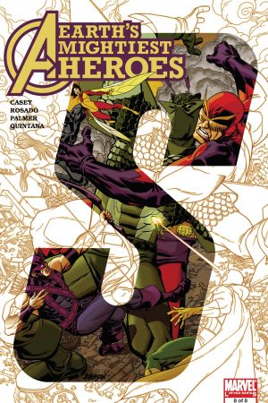 Avengers: Earth's Mightiest Heroes II #8