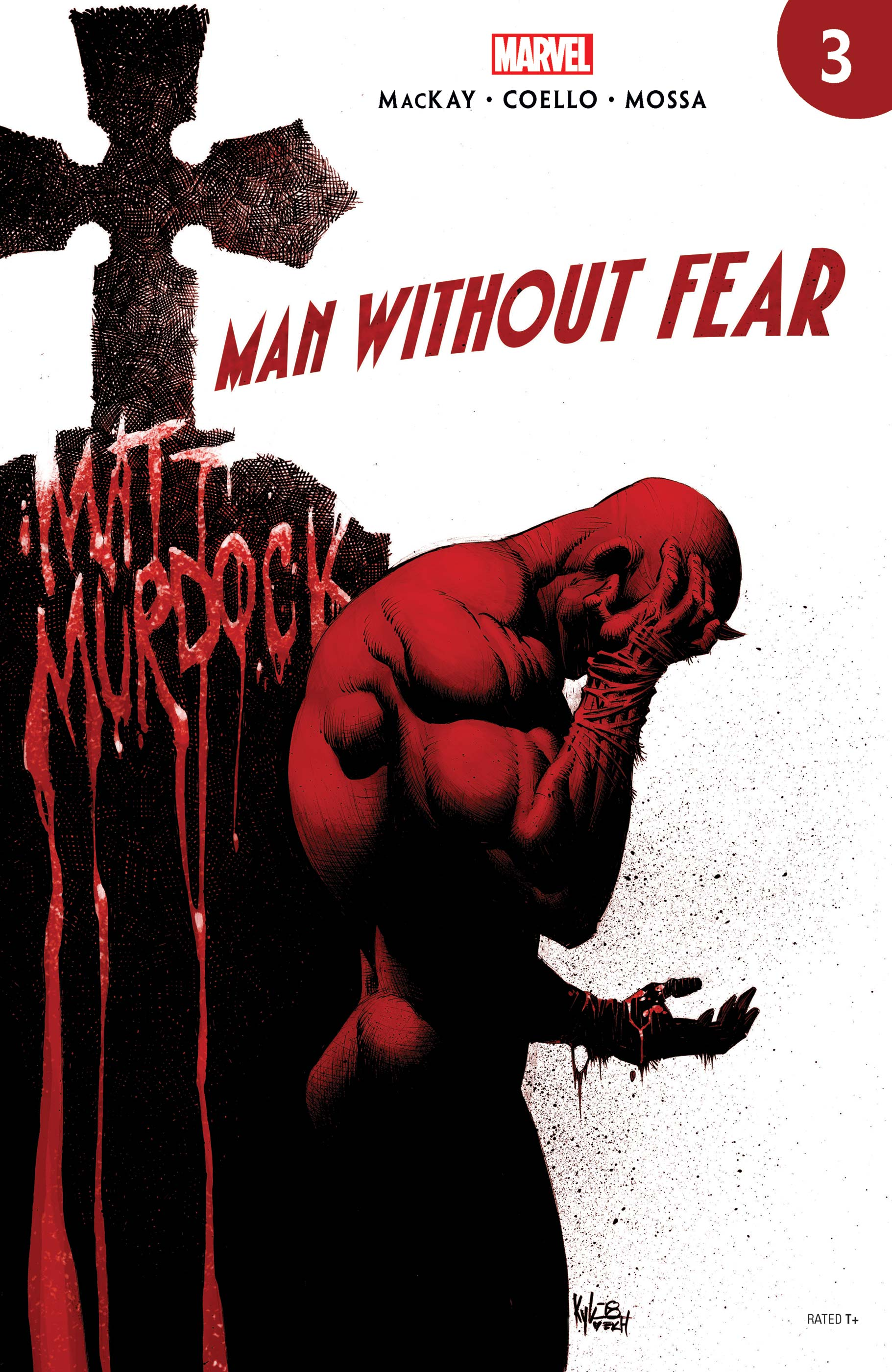 Man Without Fear (2019) #3