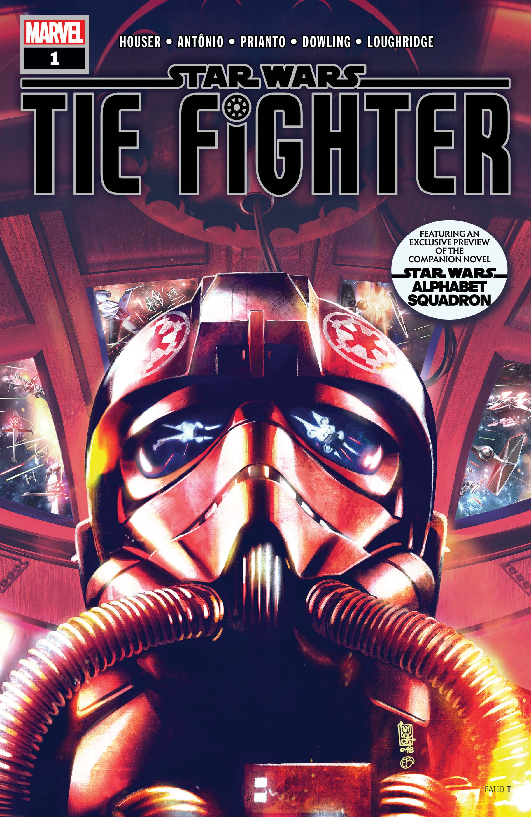 Star Wars: Tie Fighter (2019) #1