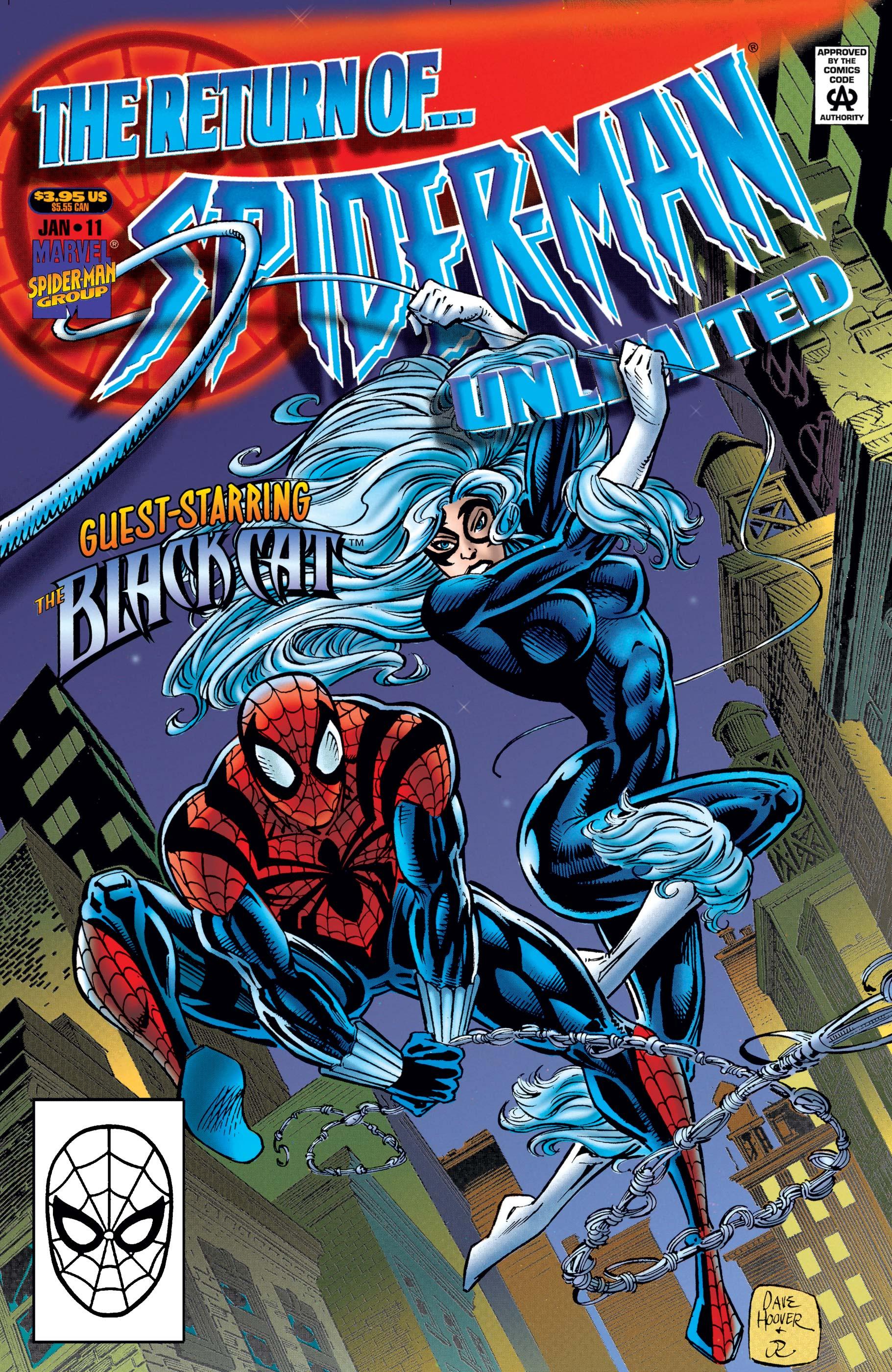 Spider-Man Unlimited (1993) #11