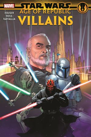 Star Wars: Age of Republic - Villains (Trade Paperback)