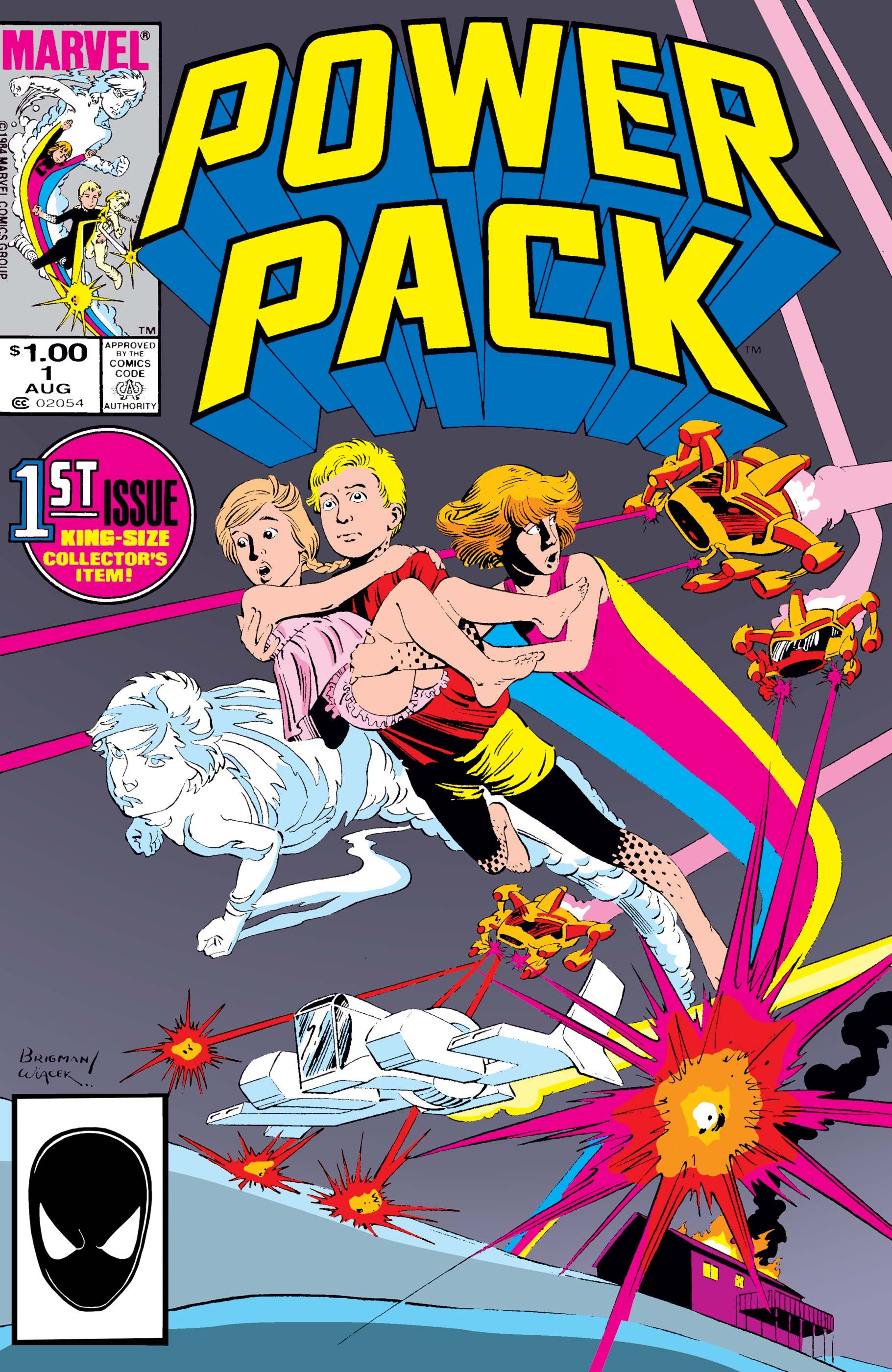 Marvel's Greatest Creators: Power Pack (2019) #1