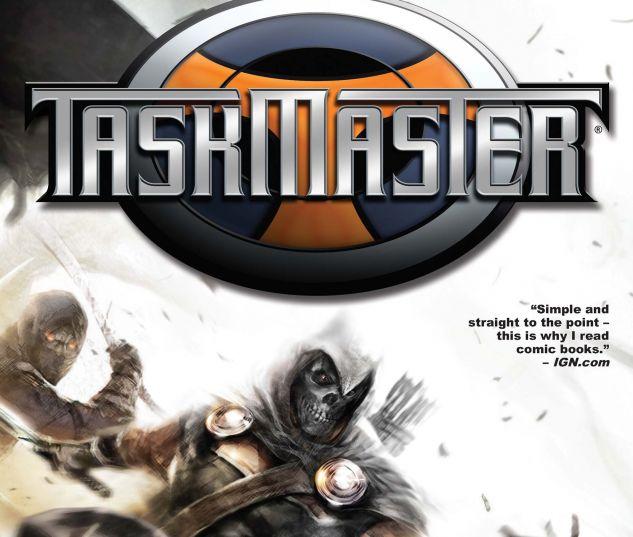 TASKMASTER (2010) #2
