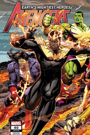 Avengers #40  (Variant)