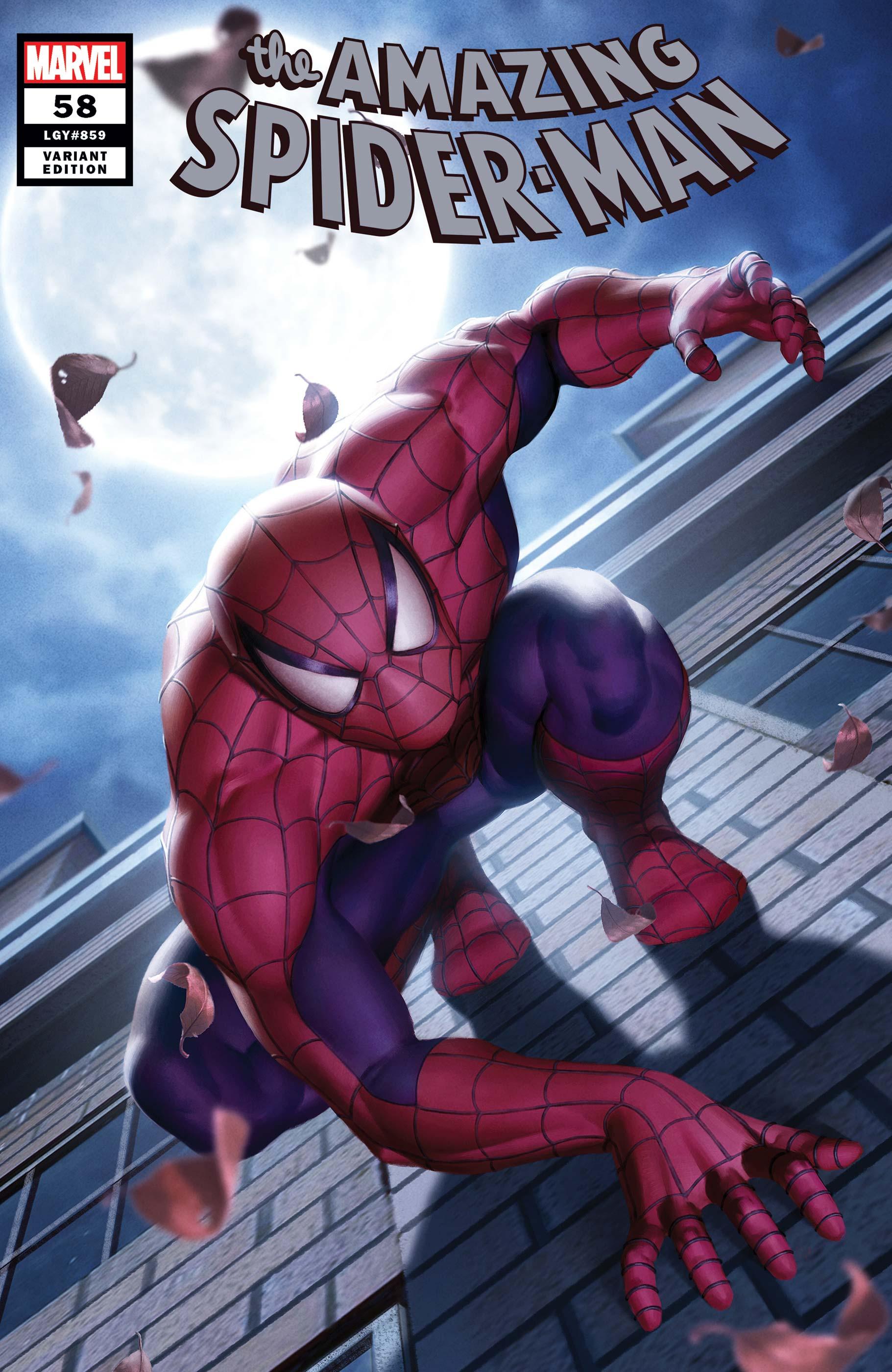 The Amazing Spider-Man (2018) #58 (Variant)