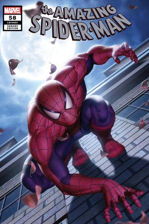 The Amazing Spider-Man #58  (Variant)