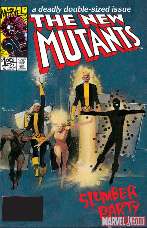 New Mutants (1983) #21