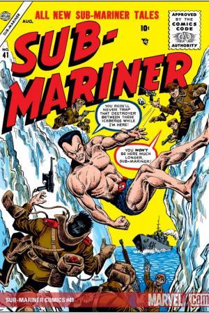 Sub-Mariner Comics #41