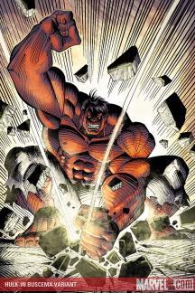 Hulk (2008) #8 (BUSCEMA VARIANT)