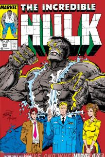 Incredible Hulk (1962) #346