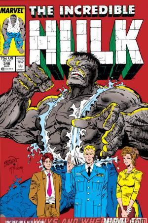 Incredible Hulk #346