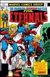 ETERNALS #17 COVER