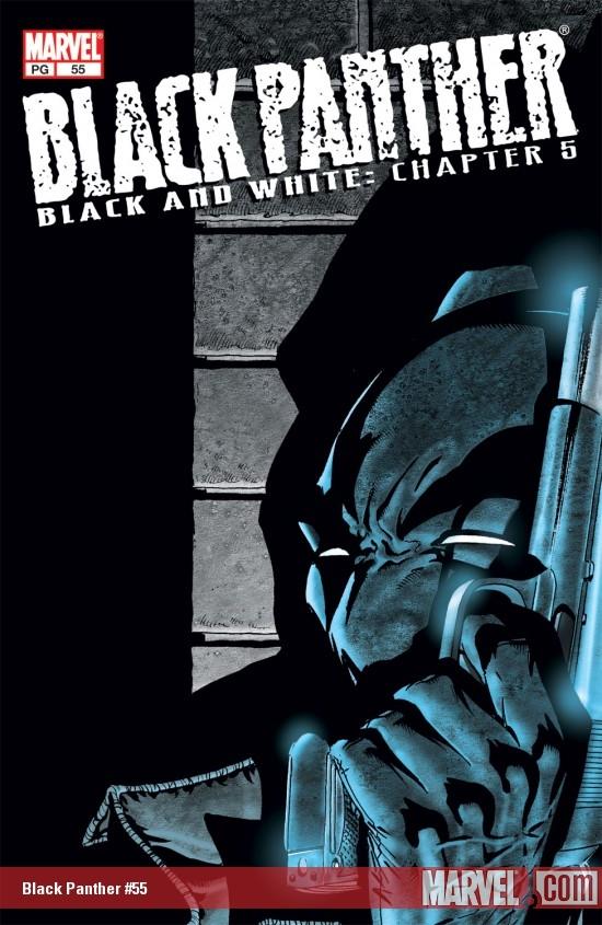 Black Panther (1998) #55