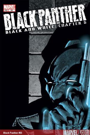 Black Panther #55