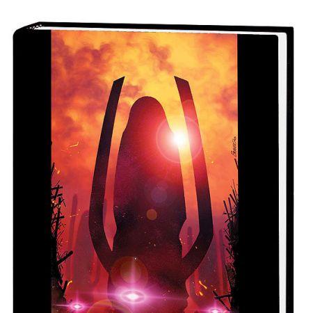 Ultimate Galactus Trilogy (Hardcover)