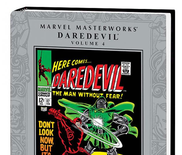 Marvel Masterworks: Daredevil Vol. 4 (Hardcover)