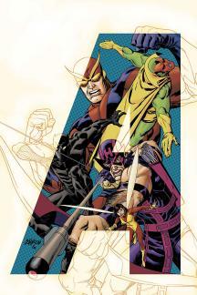 Avengers: Earth's Mightiest Heroes II (2006) #1