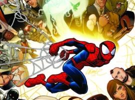 Ultimate Comics Spider-Man #150 cover by David LaFuente