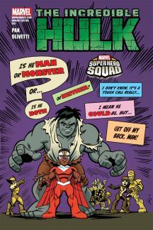 Incredible Hulks (2009) #602 (SHS VARIANT)