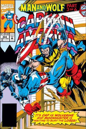 Captain America (1968) #404
