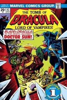 Tomb of Dracula (1972) #42