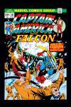 Captain America (1968) #167 Cover