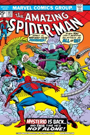 The Amazing Spider-Man (1963) #141