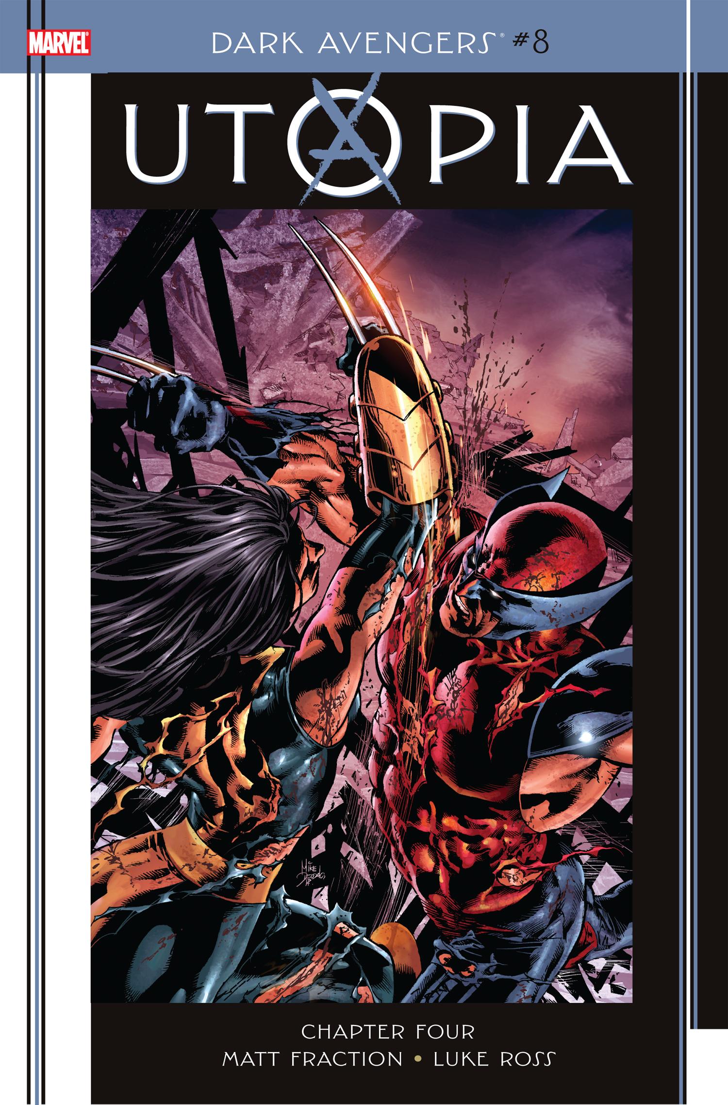 Dark Avengers (2009) #8