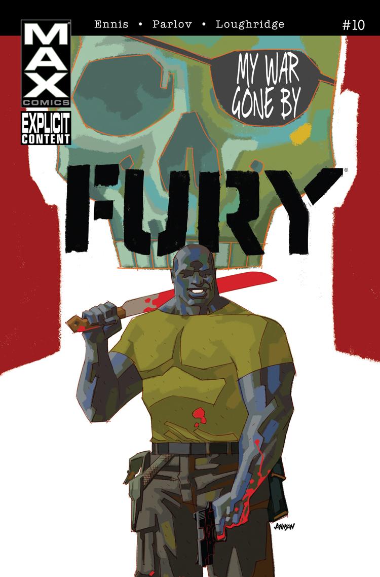 Fury Max (2011) #10