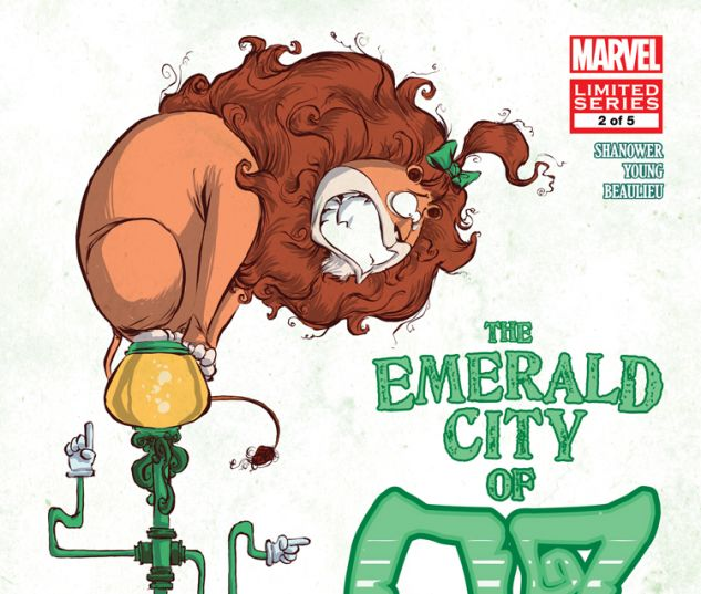 The Emerald City of Oz (2013) #2