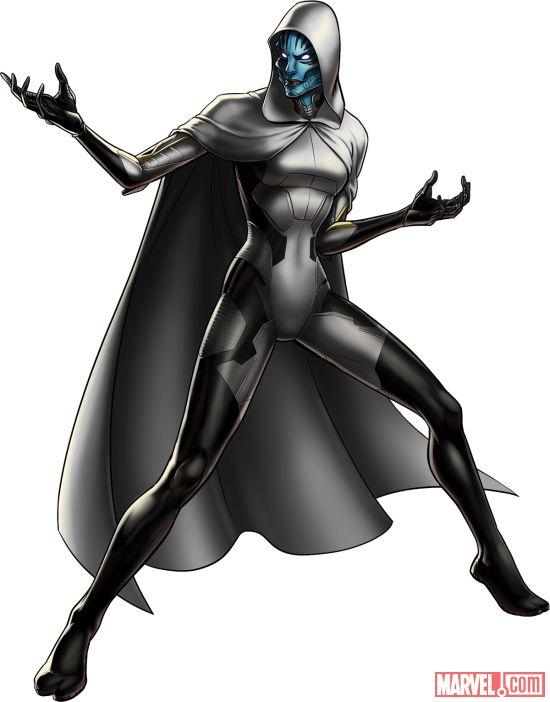 Supergiant chara...X 23 Marvel Avengers Alliance