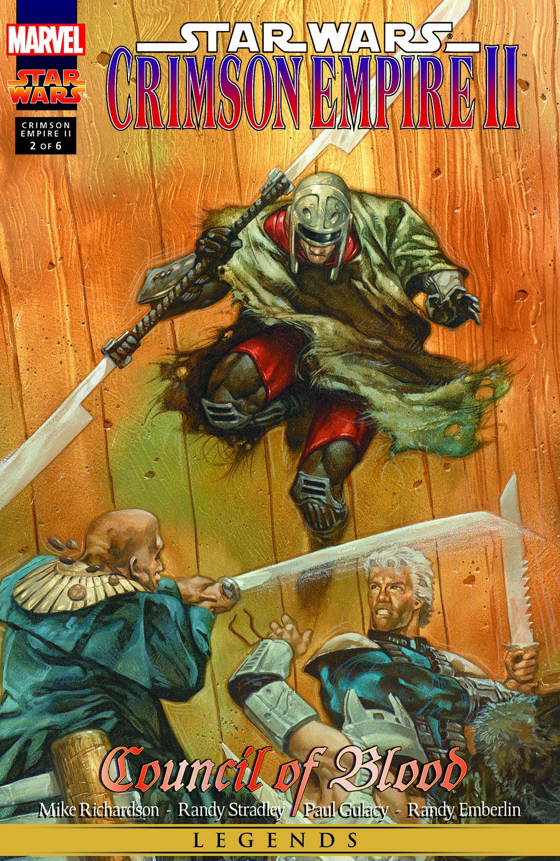 Star Wars: Crimson Empire Ii - Council Of Blood (1998) #2