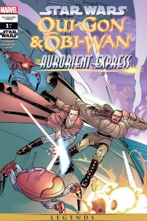 Star Wars: Qui-Gon & Obi-Wan - The Aurorient Express #1
