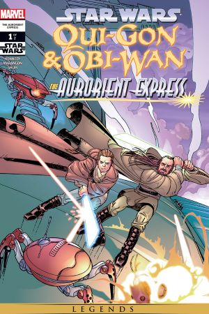 Star Wars: Qui-Gon & Obi-Wan - The Aurorient Express #1