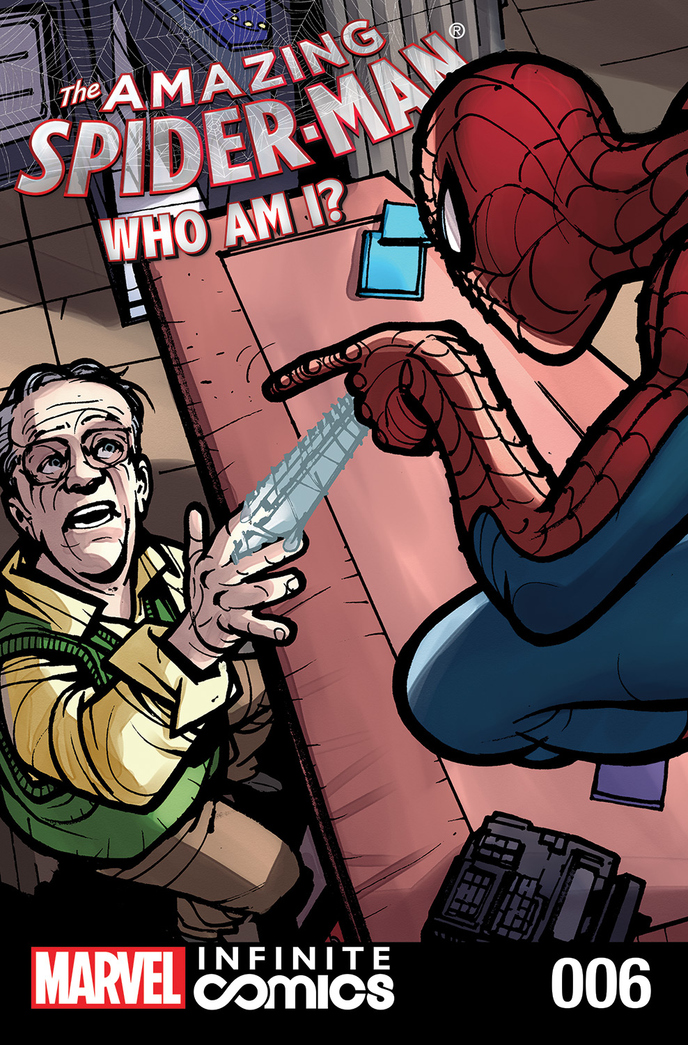 Amazing Spider-Man: Who Am I? Infinite Digital Comic (2014) #6